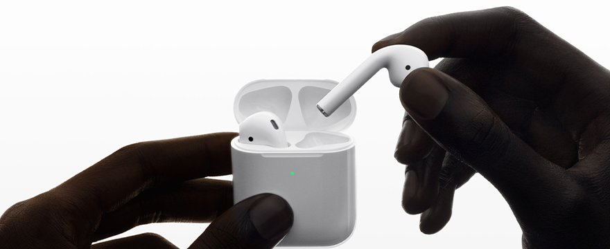 Apple AirPods with Wired Charging Case Review